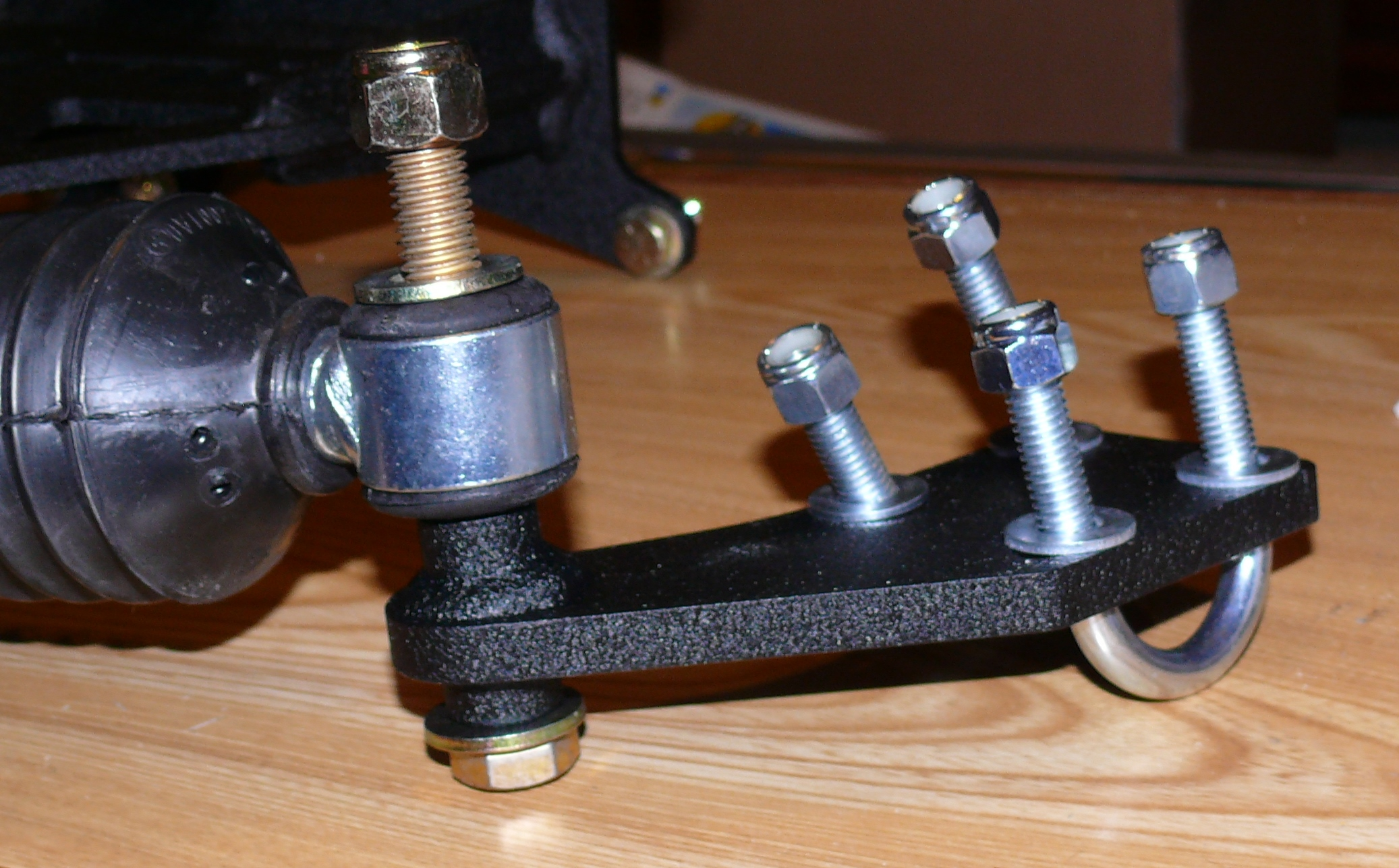 PMF OBS Dana 60 Dual Steering Stabilizer Kit - PowerStrokeArmy