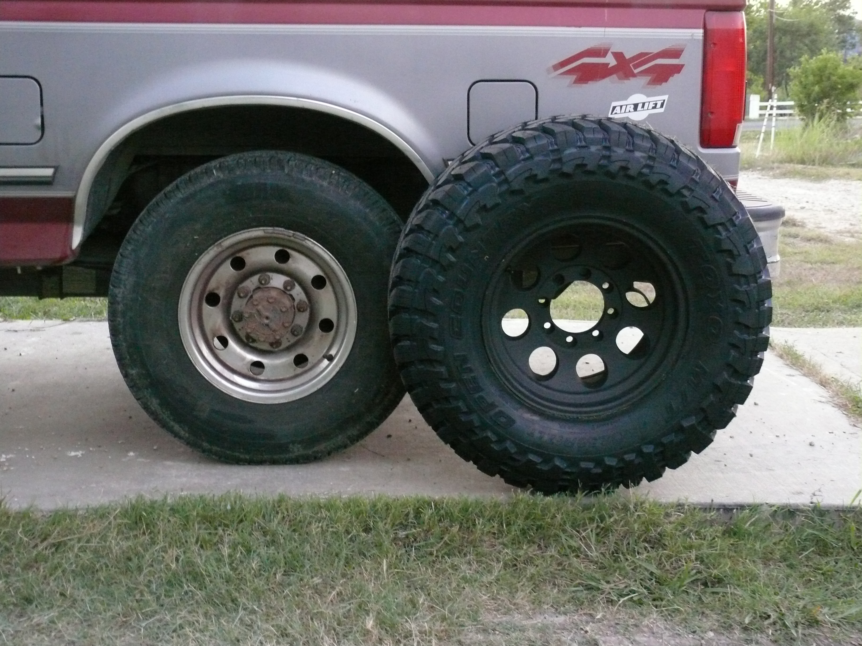 New Wheels Tires Ford Powerstroke Diesel Forum