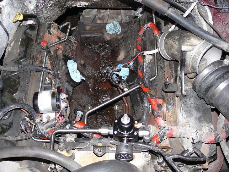 Regulated Return S Ford Powerstroke Diesel Forum